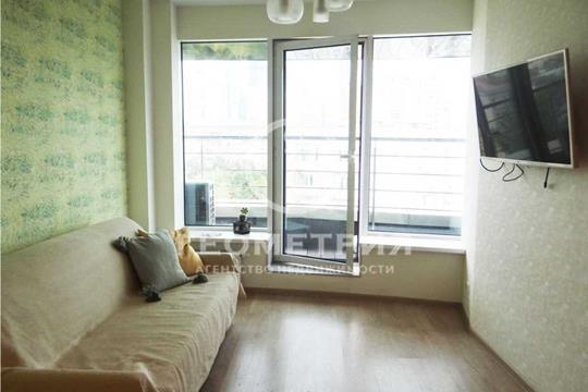 2-комн квартира, 51.7 м2, 8 этаж