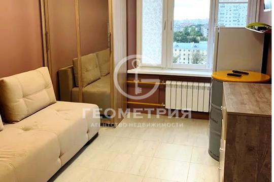 1-комн квартира, 20 м2, 12 этаж