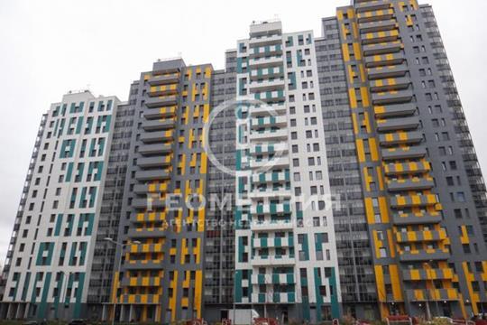 2-комн квартира, 51.6 м2, 12 этаж