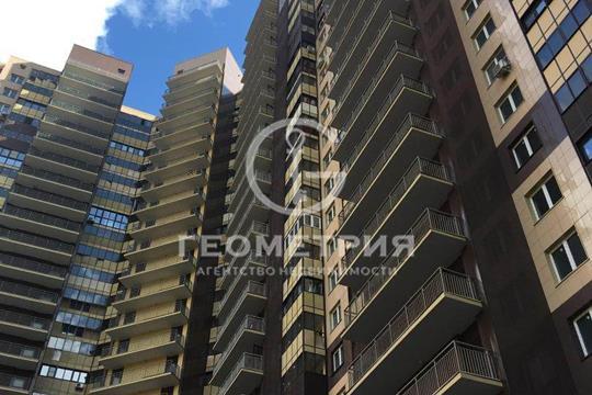 1-комн квартира, 44.5 м2, 21 этаж