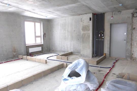 2-комн квартира, 45 м<sup>2</sup>, 10 этаж_1