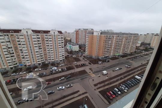 1-комн квартира, 42 м2, 13 этаж