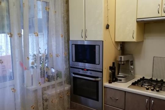 1-комн квартира, 33.5 м2, 9 этаж