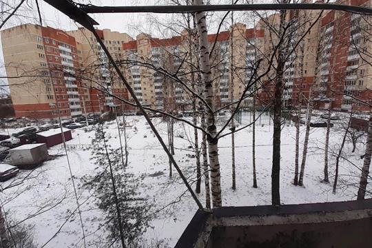 2-комн квартира, 44 м2, 3 этаж