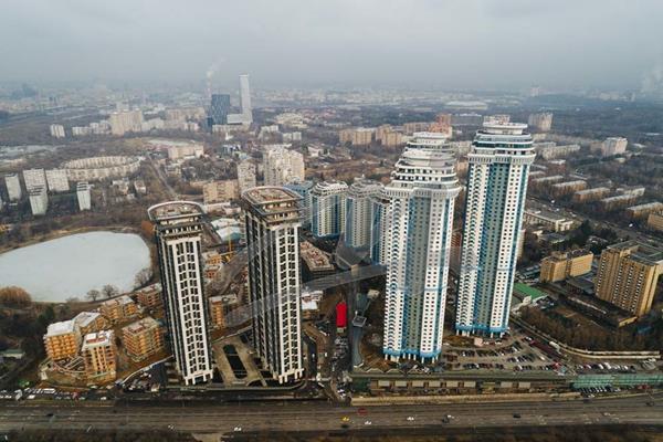 1-комн квартира, 60 м<sup>2</sup>, 17 этаж_1
