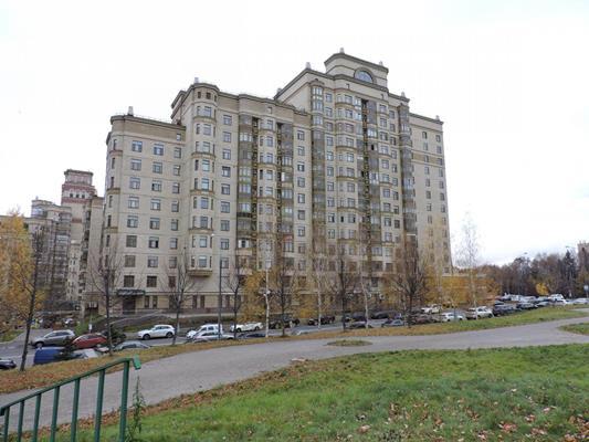 3-комн квартира, 90 м2, 3 этаж - фото 1