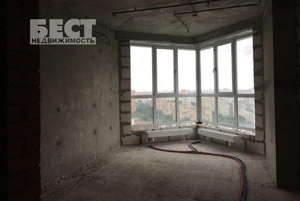 2-комн квартира, 79 м2, 15 этаж - фото 1