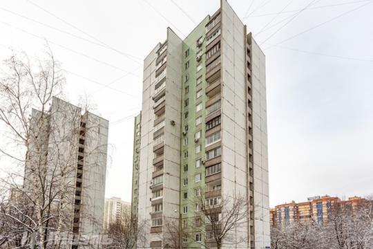 3-комн квартира, 65.7 м2, 2 этаж