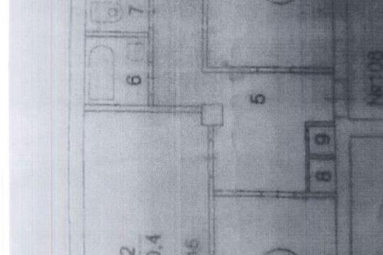 3-комн квартира, 79 м2, 2 этаж