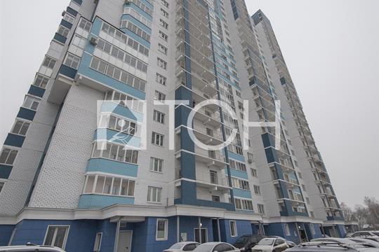 1-комн квартира, 30.7 м2, 17 этаж