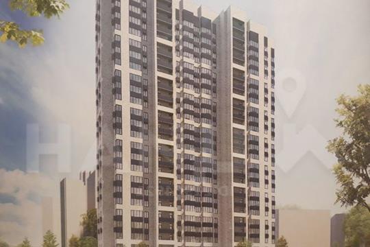 1-комн квартира, 39 м2, 9 этаж