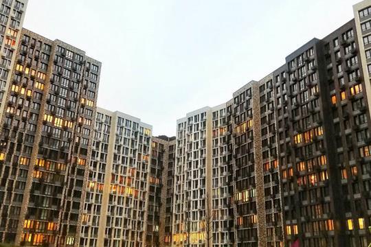 1-комн квартира, 48.2 м2, 4 этаж