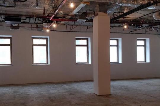 Офис, 1100 м2, класс B