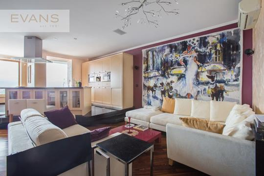 3-комн квартира, 112 м2, 24 этаж