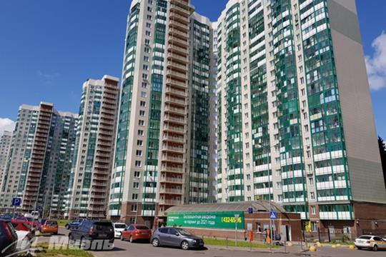 2-комн квартира, 58.9 м2, 18 этаж