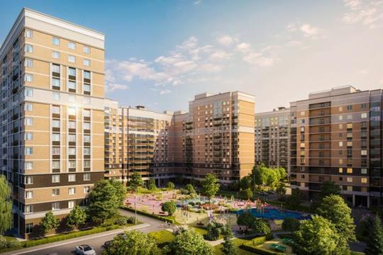 1-комн квартира, 37.97 м<sup>2</sup>, 13 этаж_1