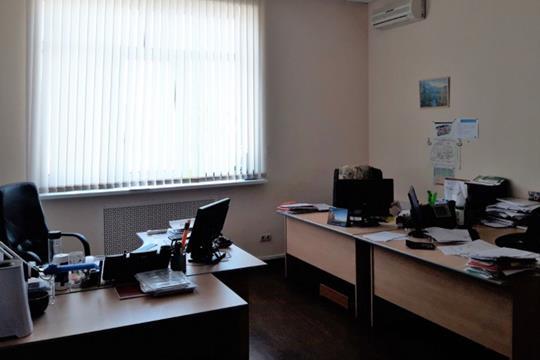 Офис, 110.8 м2, класс B
