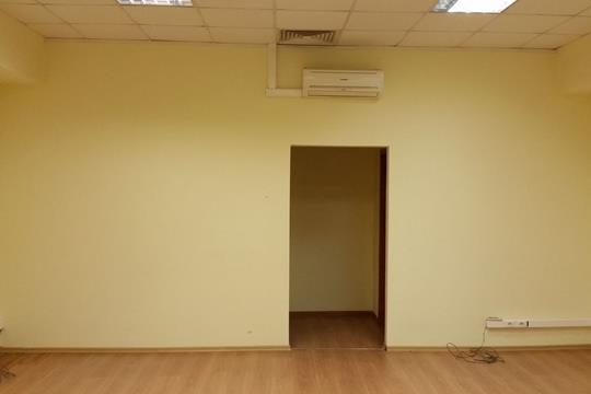 Офис, 53.4 м2, класс B