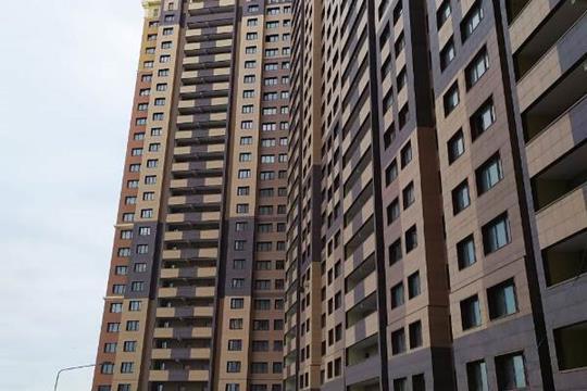 1-комн квартира, 36.2 м2, 4 этаж