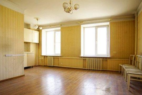 1-комн квартира, 30.2 м2, 3 этаж