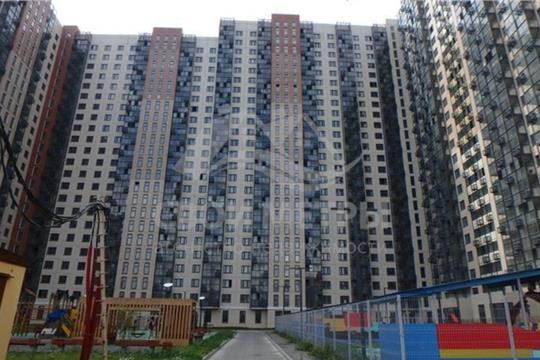 1-комн квартира, 40.5 м2, 7 этаж