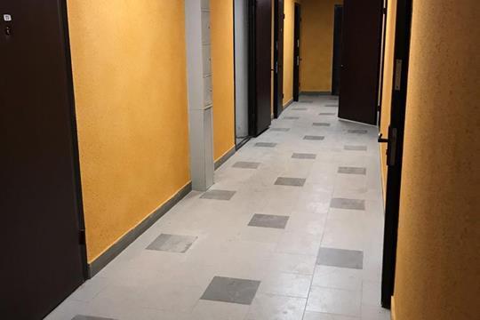 Студия, 25 м2, 2 этаж