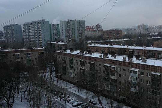 3-комн квартира, 64.4 м<sup>2</sup>, 11 этаж_1