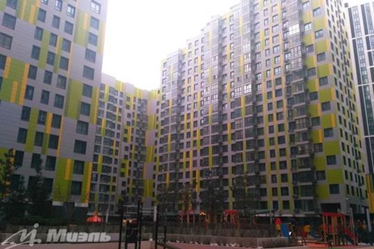 2-комн квартира, 74 м2, 3 этаж