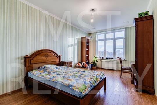 4-комн квартира, 126 м2, 7 этаж