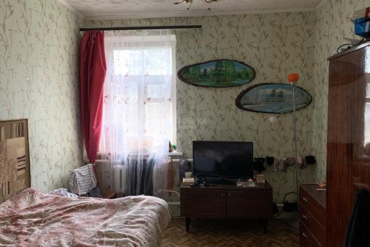 3-комн квартира, 55.1 м2, 1 этаж