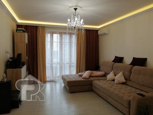2-комн квартира, 77 м<sup>2</sup>, 13 этаж_1
