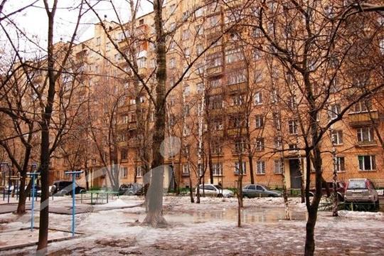 3-комн квартира, 57.6 м2, 1 этаж