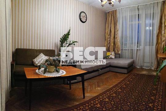 1-комн квартира, 34 м2, 9 этаж