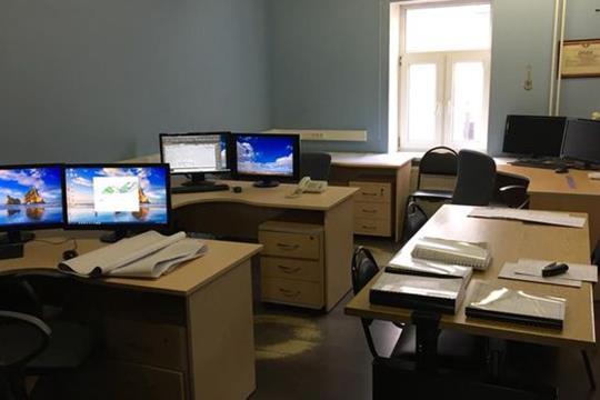 Офис, 1500 м2, класс B+