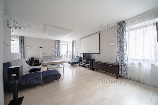 3-комн квартира, 115 м2, 4 этаж