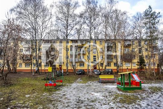 2-комн квартира, 45.6 м2, 3 этаж