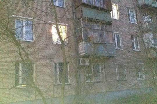 3-комн квартира, 58 м2, 1 этаж