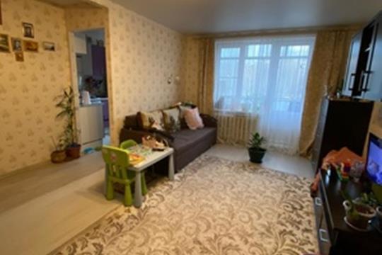 1-комн квартира, 33 м<sup>2</sup>, 3 этаж_1