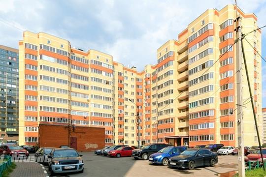 1-комн квартира, 35.1 м2, 6 этаж