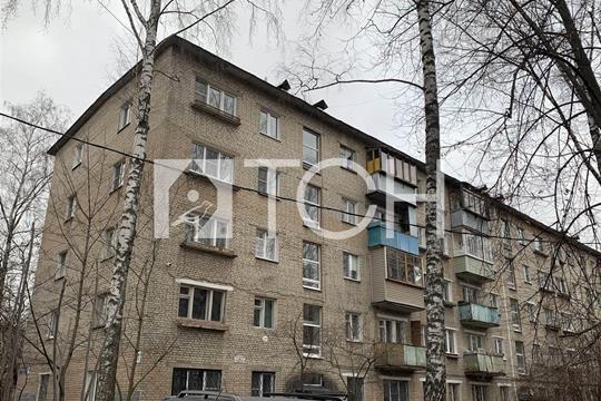 2-комн квартира, 45.6 м2, 4 этаж