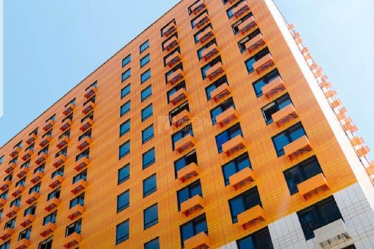 1-комн квартира, 40.3 м2, 7 этаж