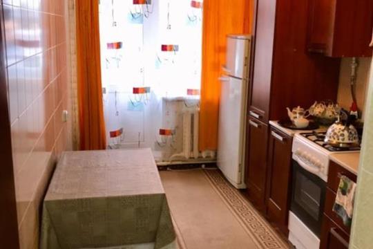 3-комн квартира, 64.4 м2, 1 этаж