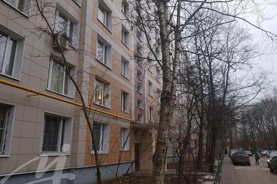 2-комн квартира, 46.3 м2, 6 этаж