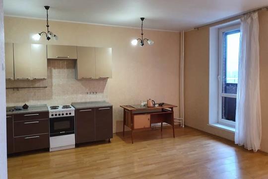 1-комн квартира, 48 м2, 13 этаж