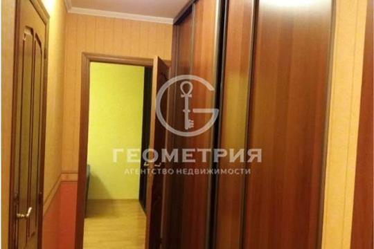 3-комн квартира, 58.5 м2, 1 этаж