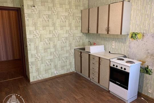 1-комн квартира, 45.2 м2, 4 этаж