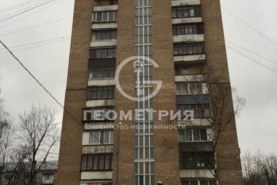 3-комн квартира, 60.9 м2, 11 этаж