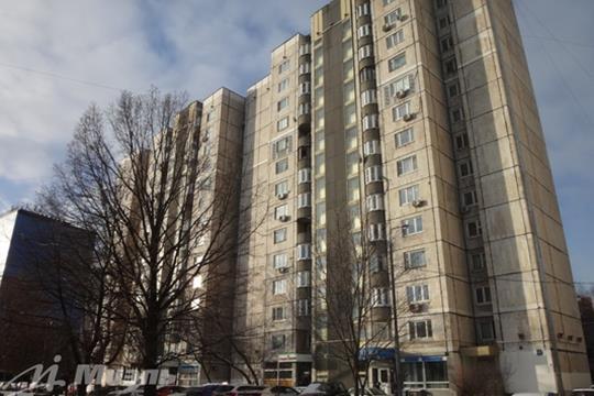 2-комн квартира, 52.7 м2, 7 этаж