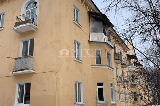 3-комн квартира, 81.4 м2, 2 этаж