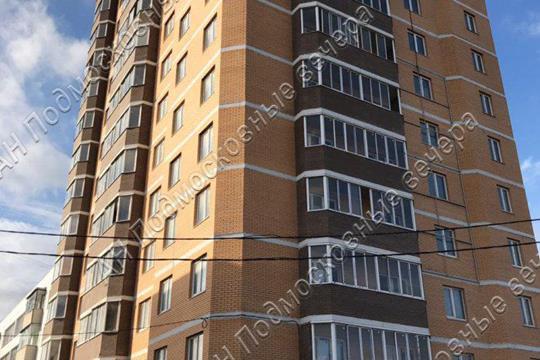 1-комн квартира, 43.3 м2, 5 этаж